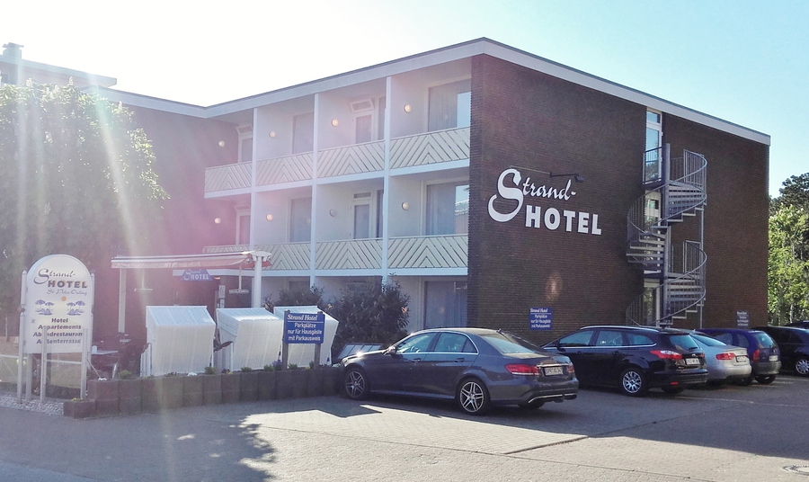 St Peter Ording Appartement Hotel